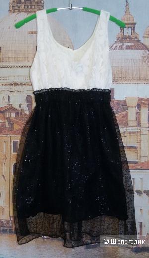 Любительницам мини-платьев