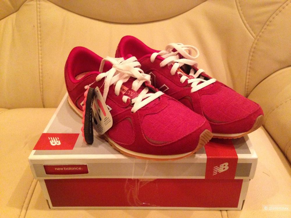 Новые кроссовки NEW BALANCE 555 р-р 37-37,5