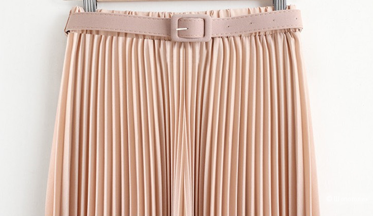 Новая юбка-плиссе
