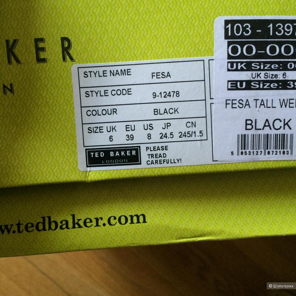 Резиновые сапоги Ted baker