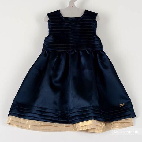 Новое нарядное платье 120 lino. Италия. рост 104 см