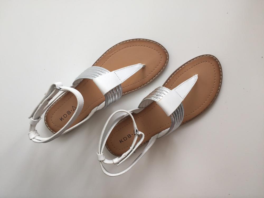 Новые кожаные сандалии Kelsi Dagger Brooklyn