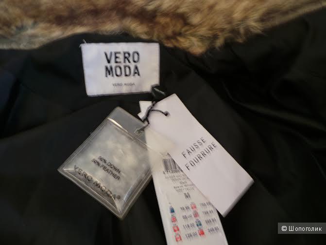 Пуховик Vero Moda, размера M