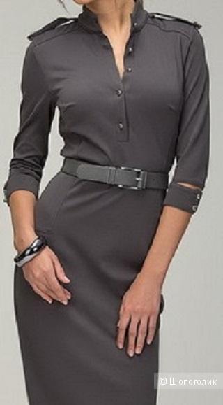 Интересное платье для офиса