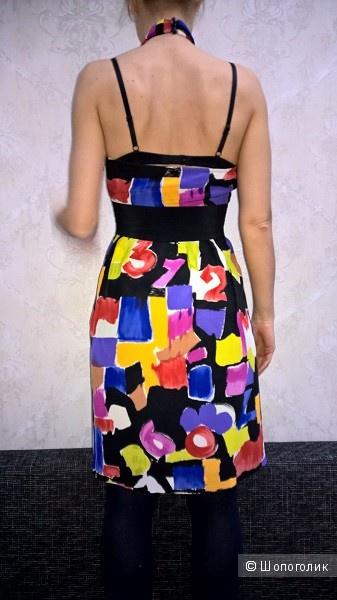Продам шелковое платьице