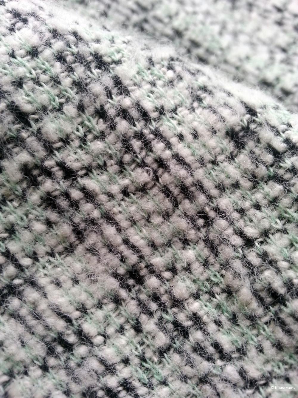 Удлиненный жакет из фактурной ткани ASOS