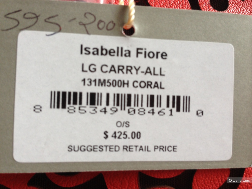 Сказочной красоты резным узором сумка от ISABELLA FIORI  новая.Кожа.Оригинал