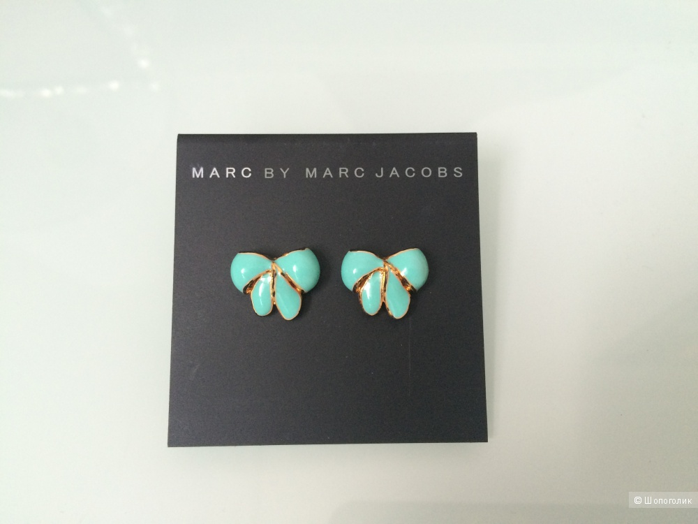Серьги  Marc by Marc Jacobs