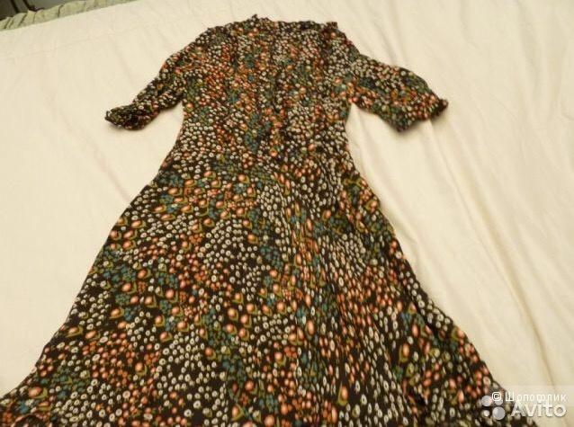 Продам платье новое итальянское, 42-44 российский размер