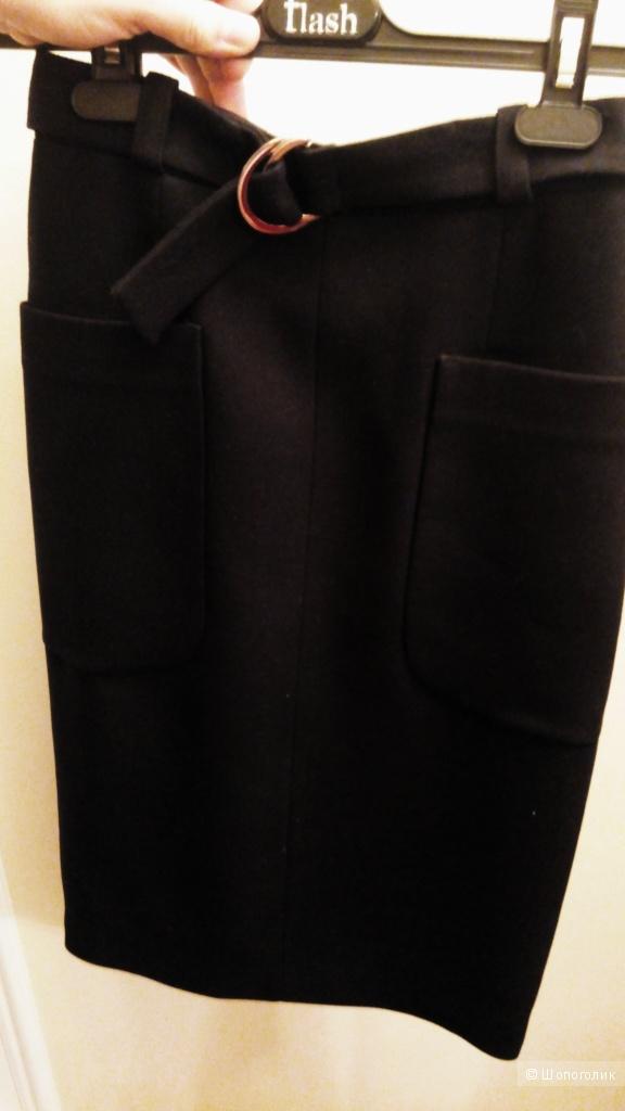 Черная юбка IAM Studio