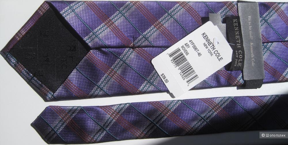 Новый галстук Kenneth Cole New York
