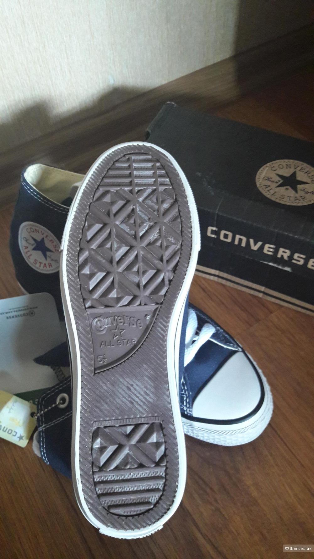 Продам новые Кеды Converse 38р (25см стелька)