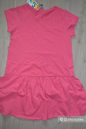 Новое платье на 10-12 лет
