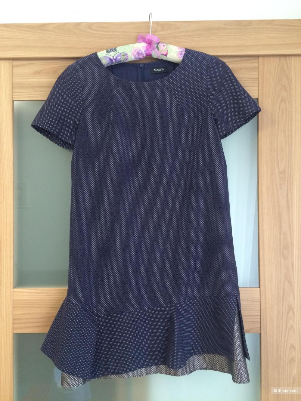 Платье Max&co, оригинал, размер US 2