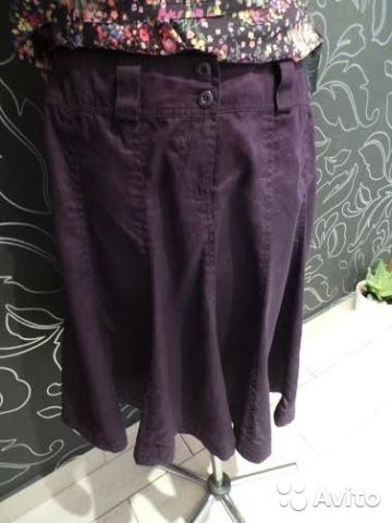 Фиолетовый лук: MICHÈLE BOYARD y H&M, размера 40
