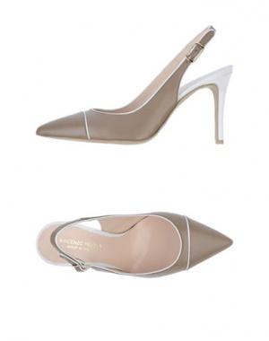 Новые итальянские туфли Vincenzo Peluso 38 размер натуральная кожа, подошва из натуральной кожи