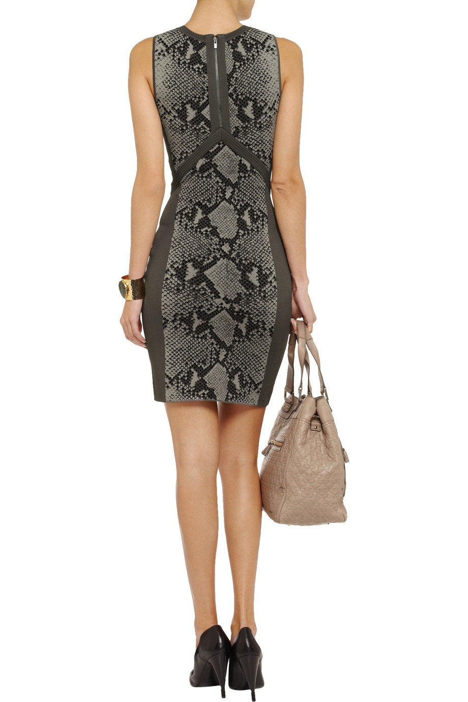 Diane Von Furstenberg брендовое платье моделирующее фигуру р.44 Новое