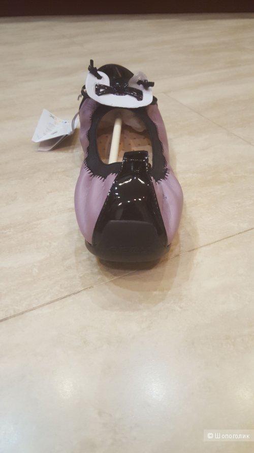 Новые балетки Geox 39 размер