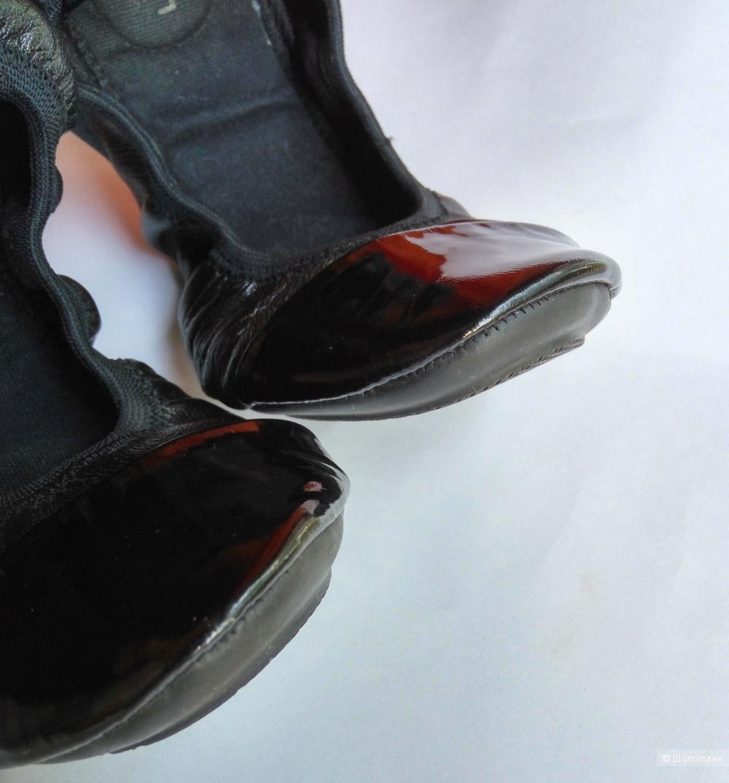 Балетки Lacoste Villietta 4 (оригинал) из натуральной кожи (37-38 рос)
