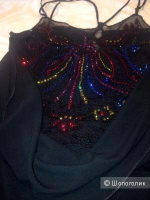 Чумовое дизайнерское платье Angelo Marani, размер 44
