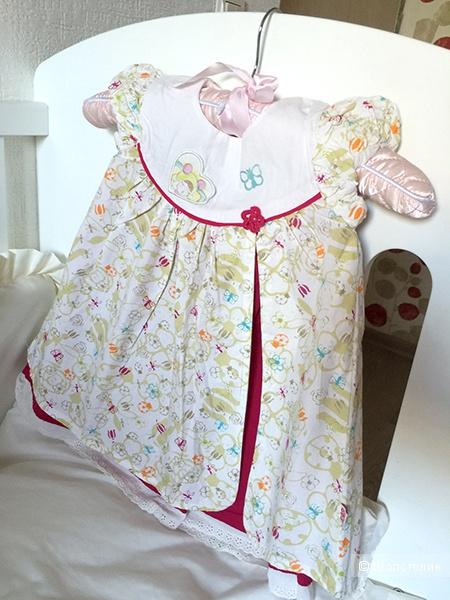 Новое платье на 2 годика