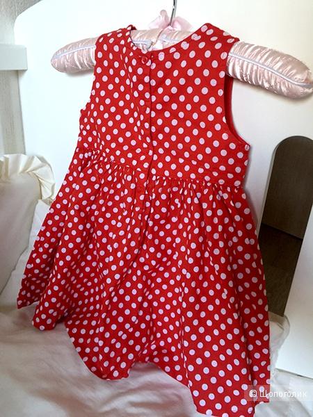 Новое платье H&M на 2 годика