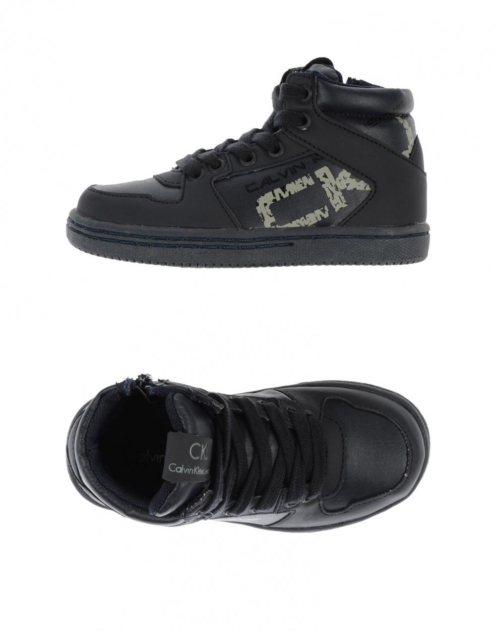 Новые ботинки Calvin Klein 32 размера на мальчика