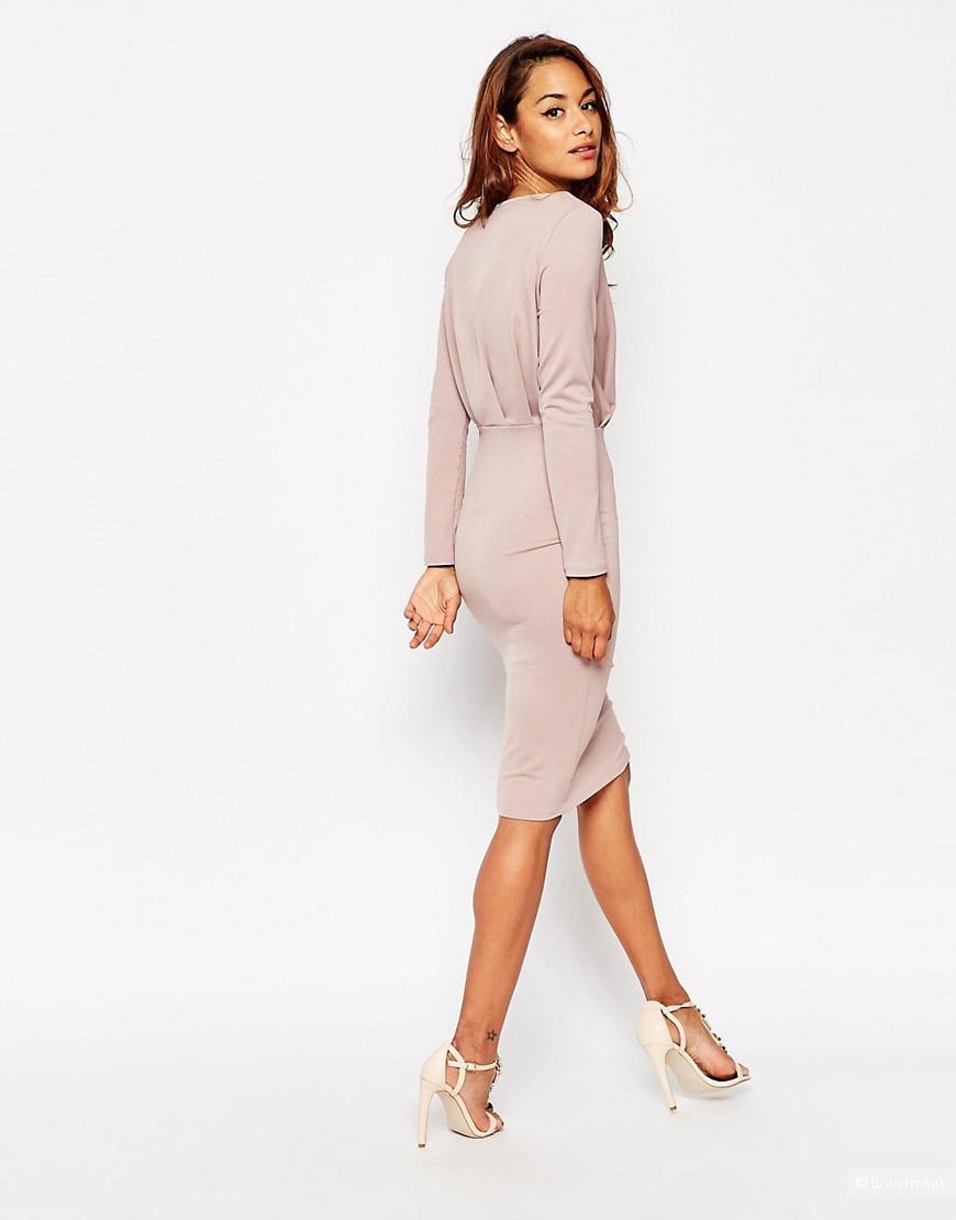 Элегантное коктейльное платье фирмы Asos