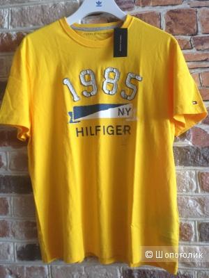 Новая футболка Tommy Hilfiger