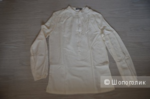 Incyti блузка молочного цвета  44 размер