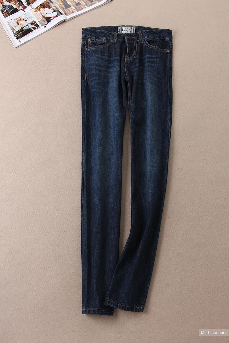Женские джинсы новые ZARA TRAFALUC MEX 30, USA 8, EUR 40 (НА НАШ 28/29)