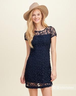 Платье кружевное Hollister
