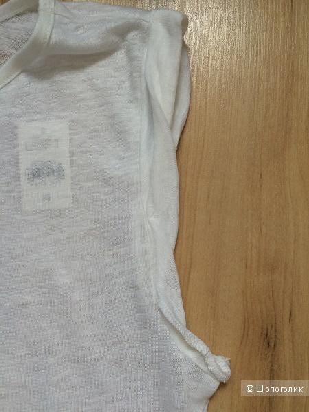 Продам льняную футболку Ann Taylor Loft