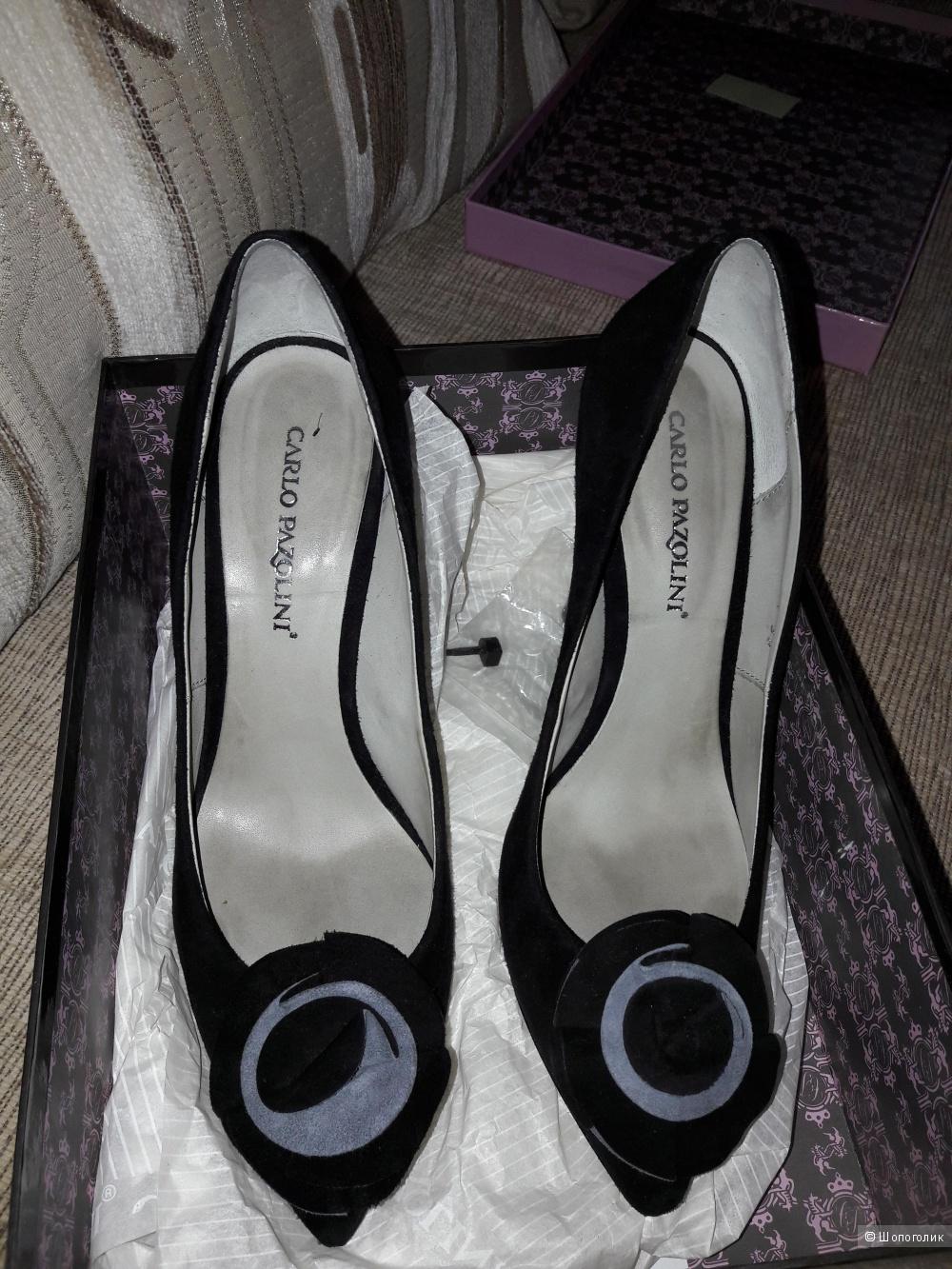 Туфли Carlo Pazolini 38 -38,5  размер