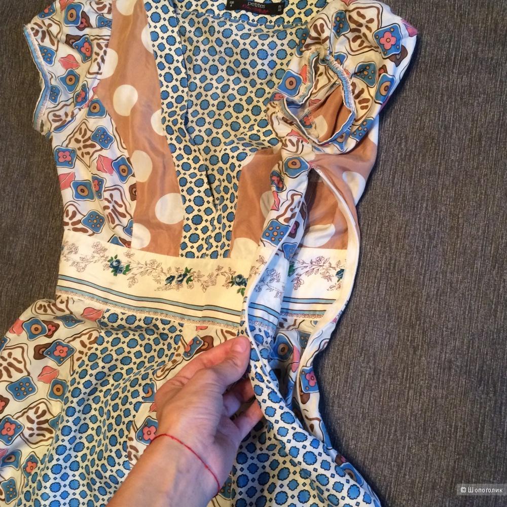 Продам платье шёлковое miss selfridge