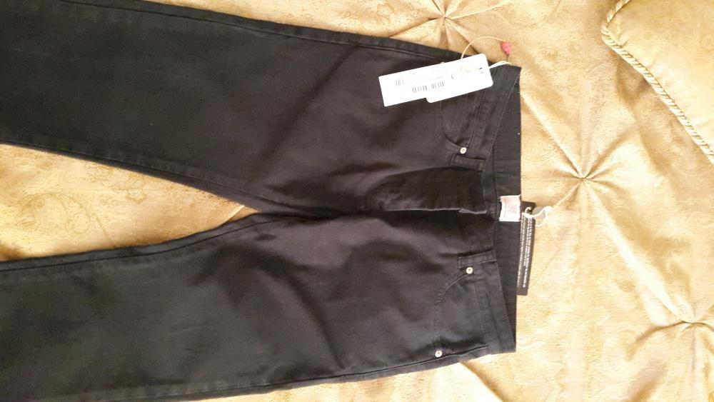 Продам джинсовые брюки MAURO GRIFONI KIDS маркировка 14 лет (реально 10-12 лет)