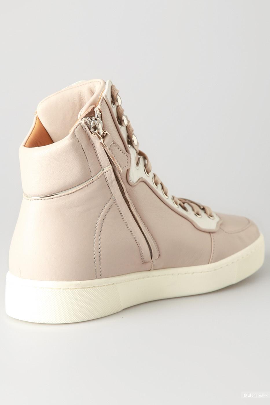 Пристрою новые ботинки nando muzi 39 размер