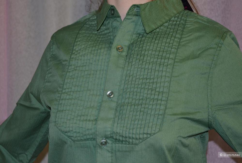 Рубашка новая La Miniatura 14(152-146) , 40р.