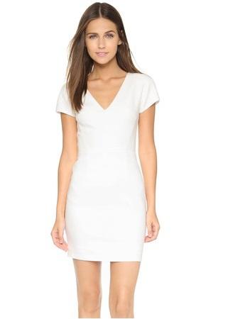 Платье белое Bailey 44, разм S