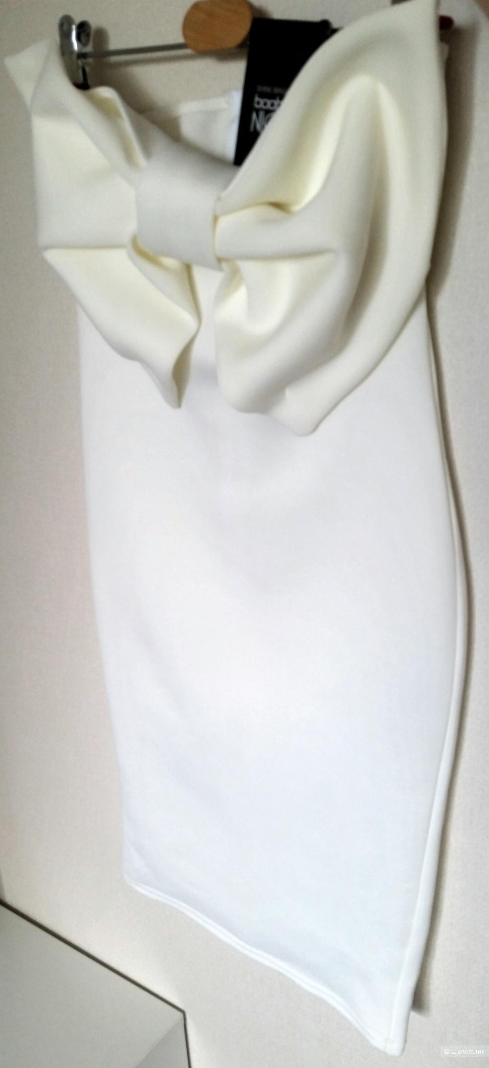Коктейльное платье Boohoo