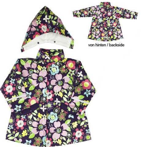 Новый супер плащ на девочку рост 122-128 см Германия  (Kinderbutt-de)