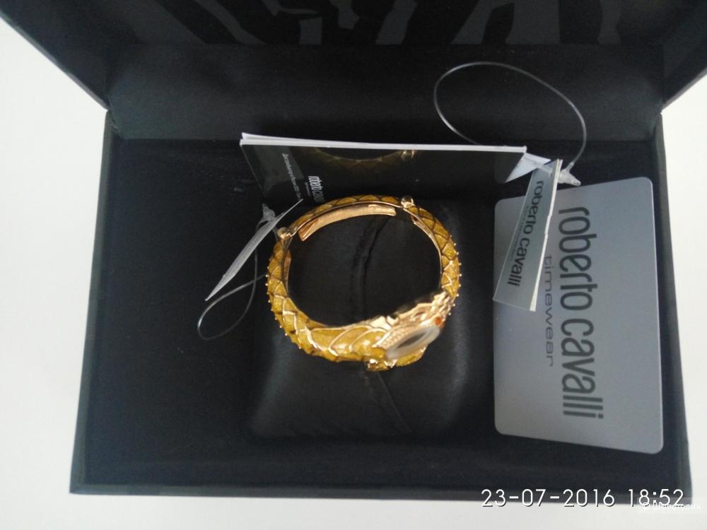Продам новые часы Roberto Cavalli 7253 126 017