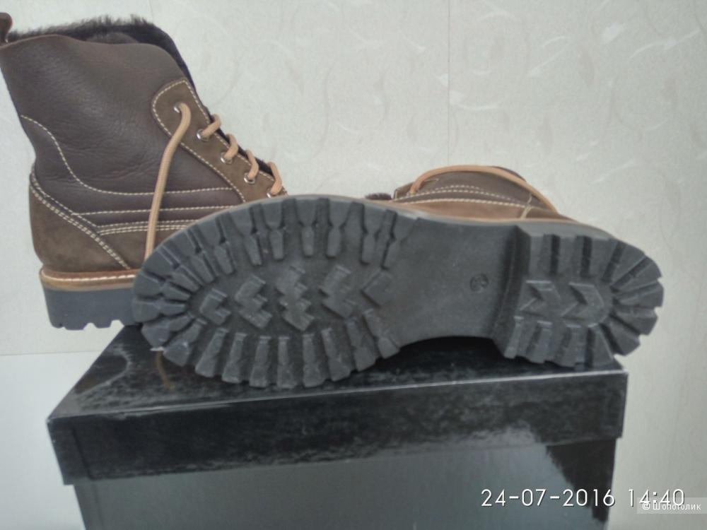 Пристрою новые ботинки Alessandro