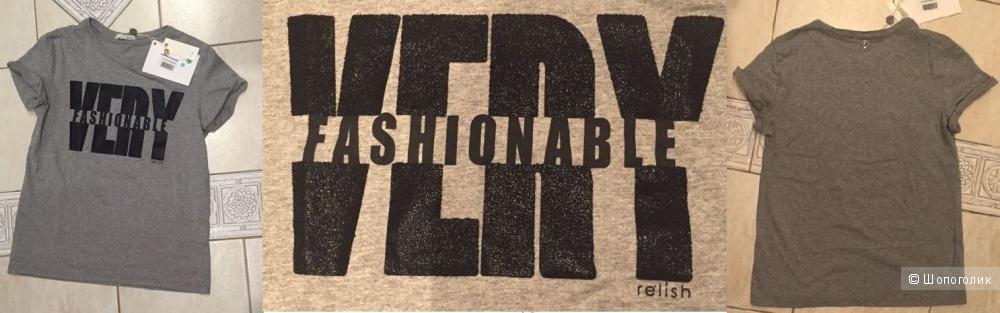 Новая футболка Relish р. М