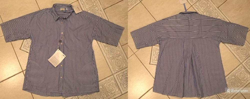 Новая рубашка Caliban р. 42ит