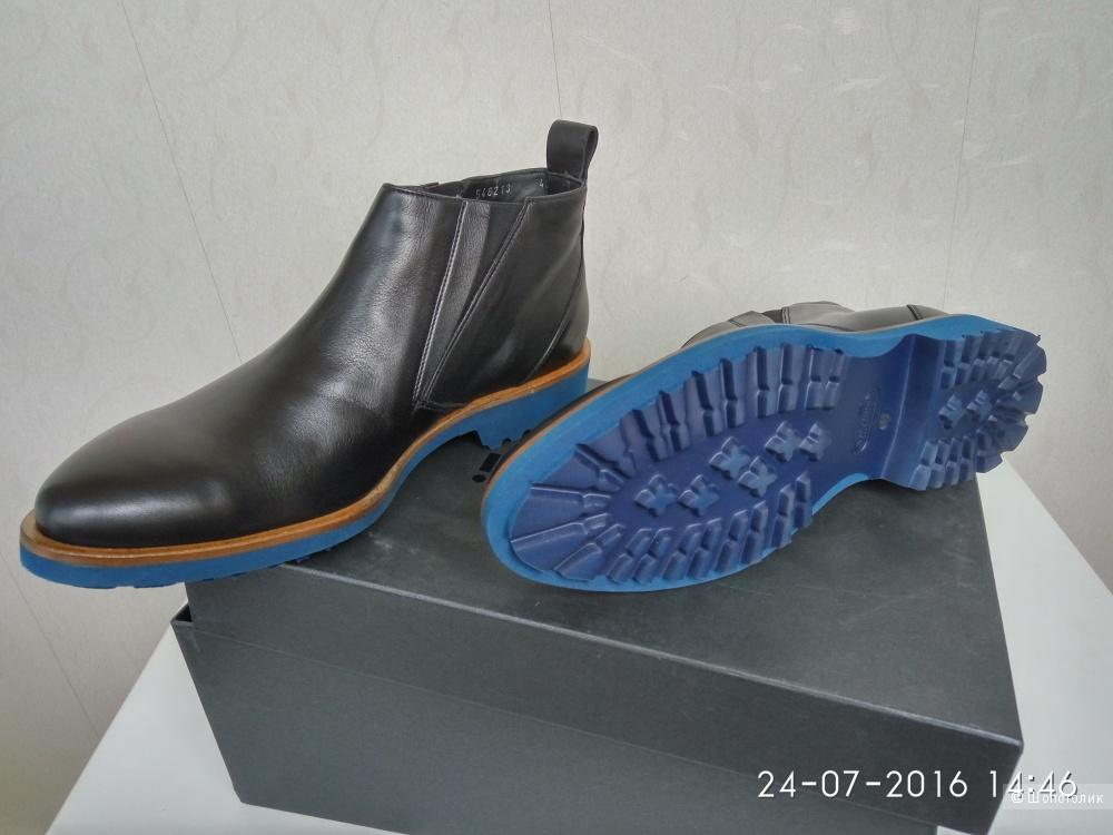 Пристрою новые мужские ботинки на меху Baldinini