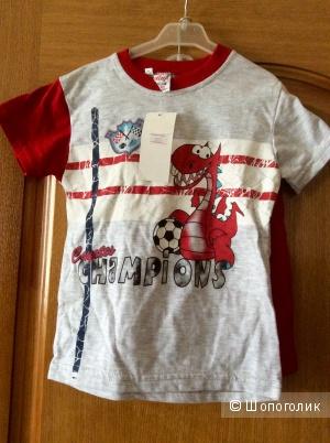 Пристрою комплект для мальчика футболка и шорты
