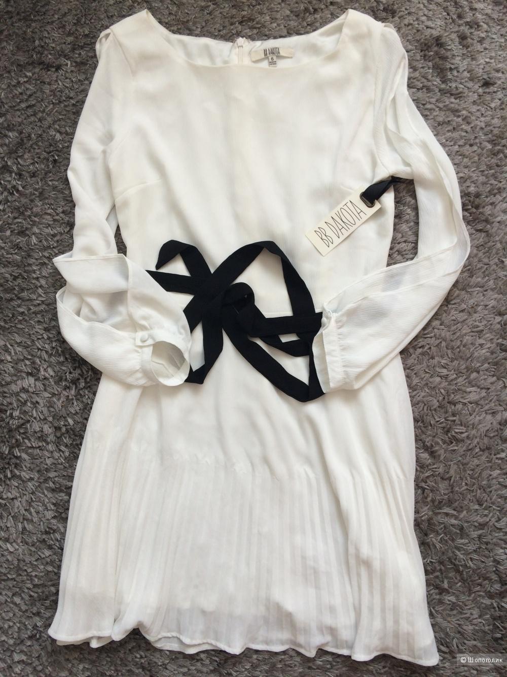 Платье шифоновое  BB Dakota