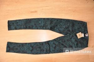 Продам абсолютно новые джинсы ASOS Skinny Jean in Floral Lace Print #4 - Multi / UK8