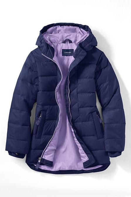 Новая зимняя куртка Lands End  р.42-44